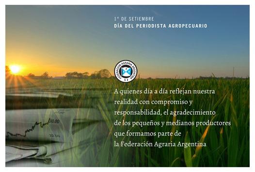 Periodista Agropecuario