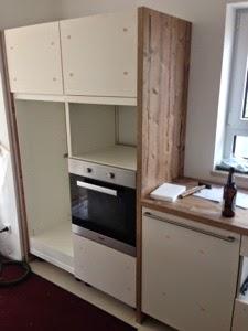 Kücheneinbau  Wir bauen in der