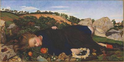 John Roddam Spencer Stanhope - Robins of Modern Times, ca. 1860