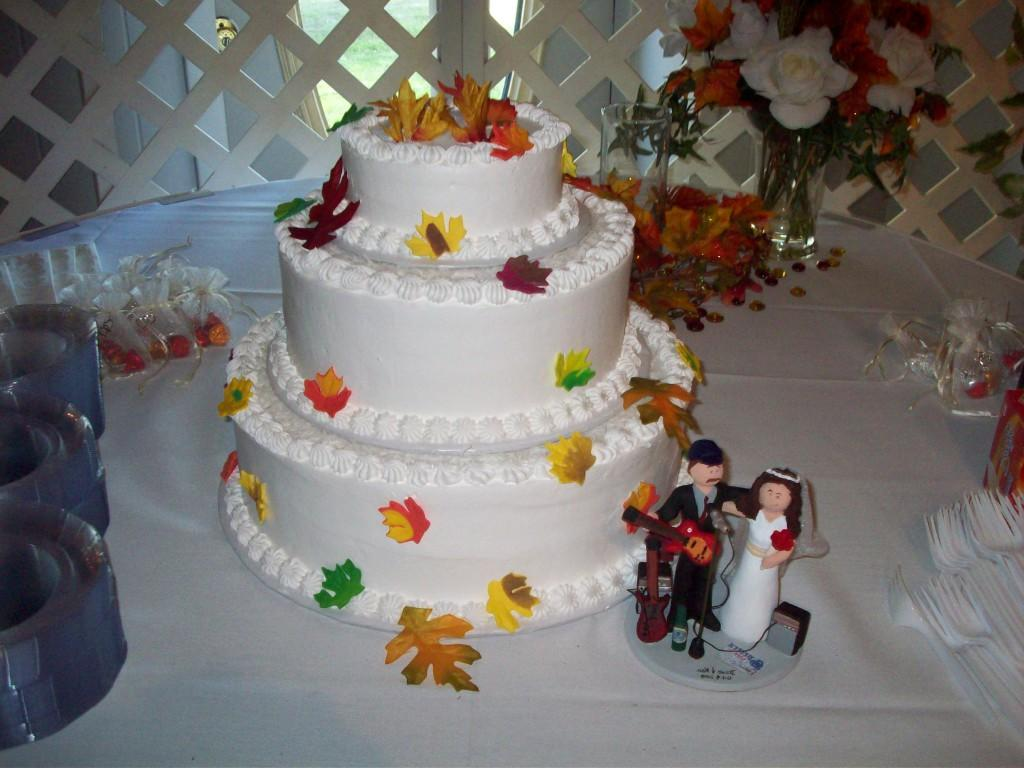 Wedding Cake Pictures