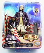 "Фигурка ""Bioshock Infinite 9"" Benjamin Franklin Automated Patriot"