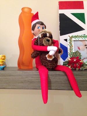 Elf on the self - Navidad