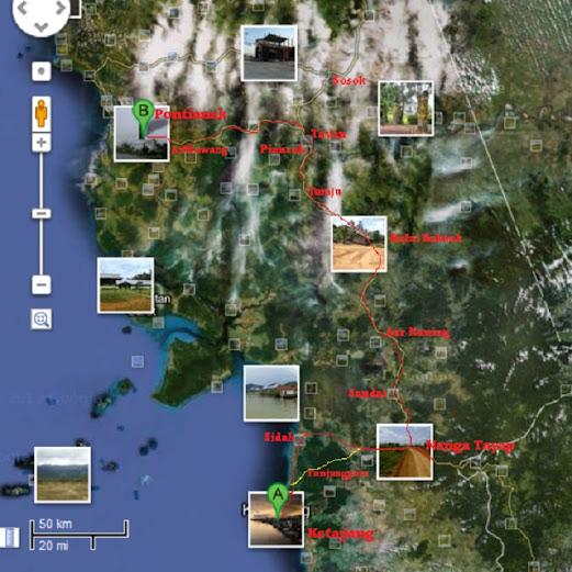 Anak Pantai Trip To Ketapang Kalimantan Barat Part 1