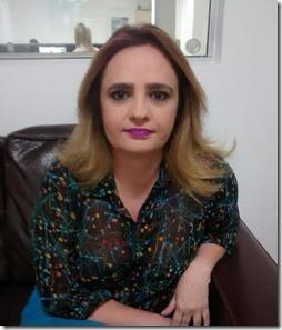 Lyz Helena, endocrinologista do Hapvida Saúde