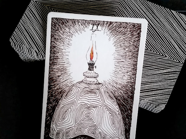 October 8th | Tarot Challenge