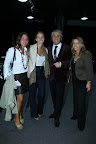Mariana Metzger, Josefina Sartori, Carlos Di Domenico y Maria Pedrayes Juni. Gentileza: Express News