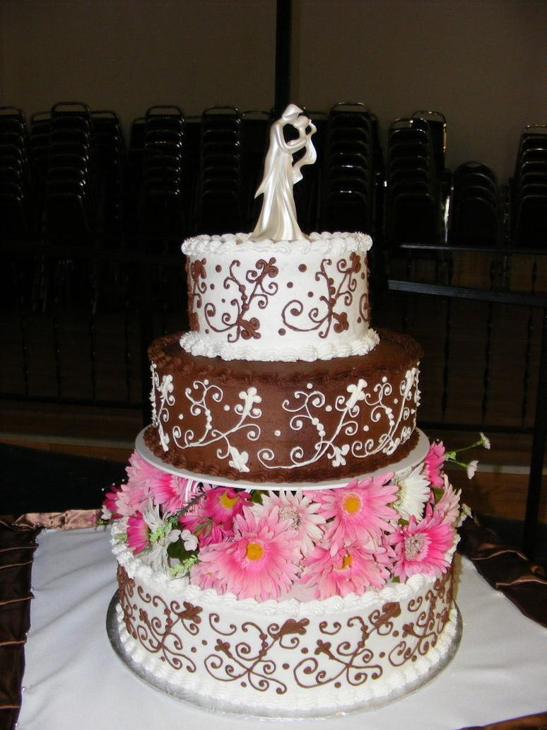 Wedding Cake by  Samwise45 on