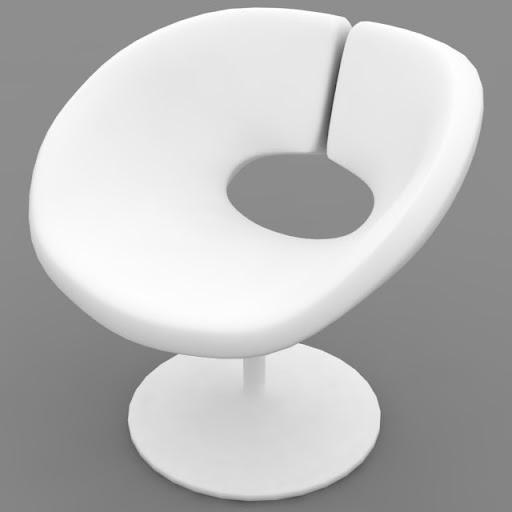 เก้าอี้นั่งเล่นสไตล์ Modern ArmChair001
