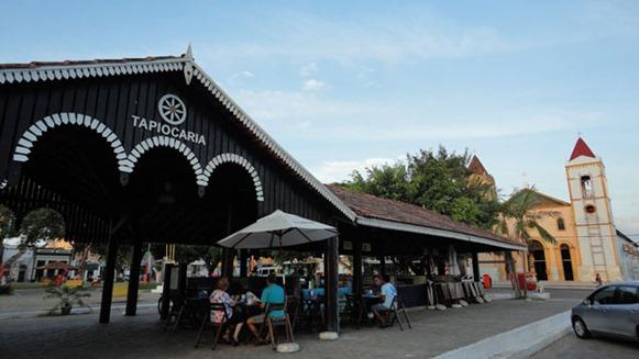 Tapiocaria - Ilha de Mosqueiro, Belém do Parà