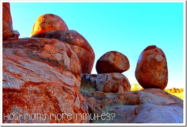 The Devil's Marbles/Karlu Karlu | How Many More Minutes?