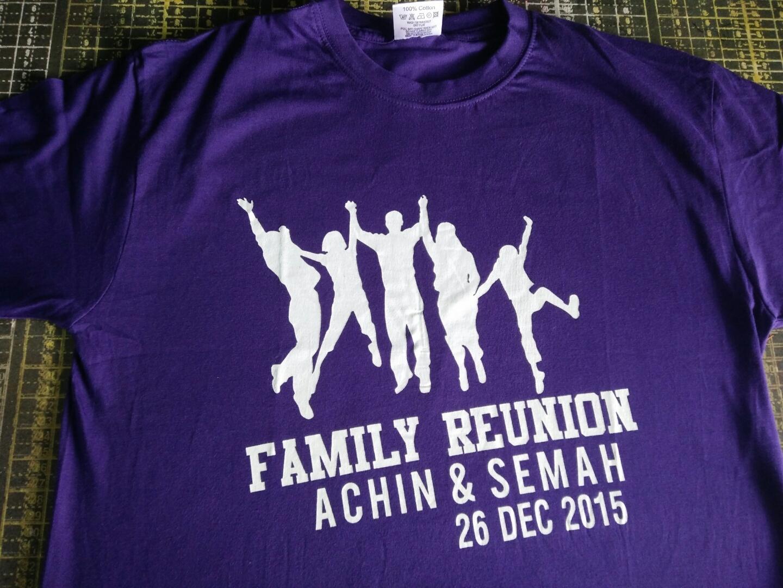 Contoh design t shirt family day - Penghantaran Disediakan Untuk Lokasi Jauh Ke Seluruh Malaysia Dengan Kadar Yang Murah Kualiti Dijamin