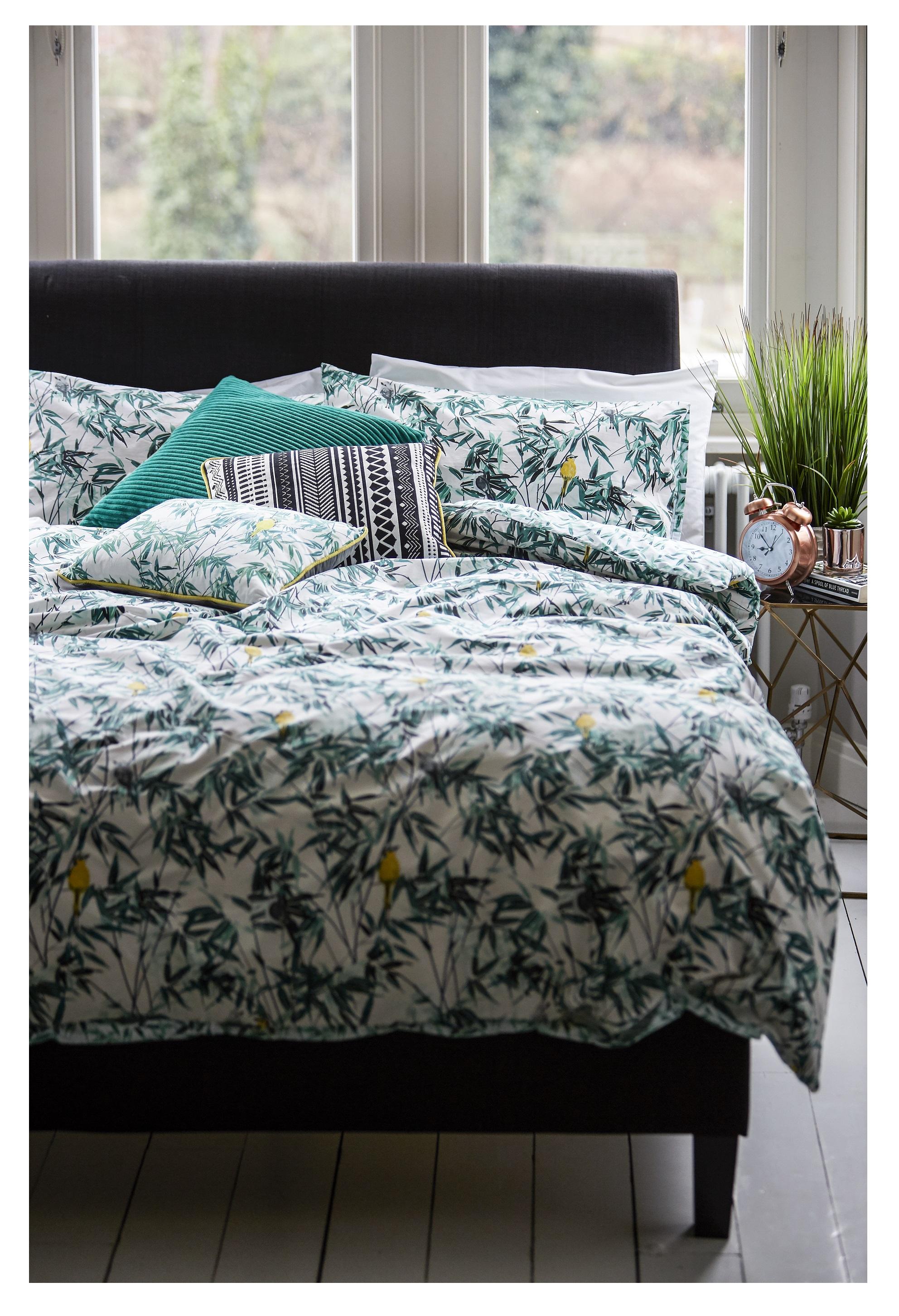 botanical bedding