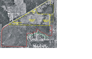 Leveraging technology to provide better and faster visualization of potential problems and solutions. Here the proximity of a landfill to a residential area is assessed.