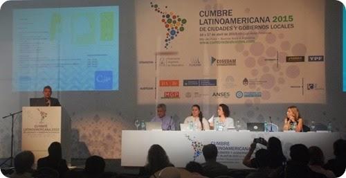Cumbre Latinoamericana de Ciuidades y Gobiernos Locales