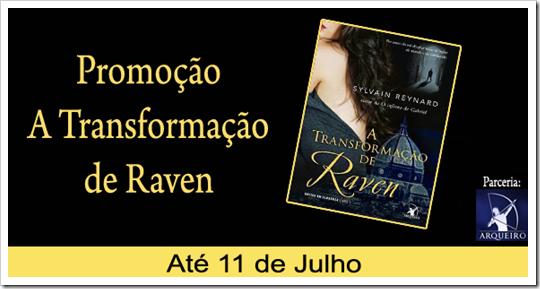 promo transformação de raven