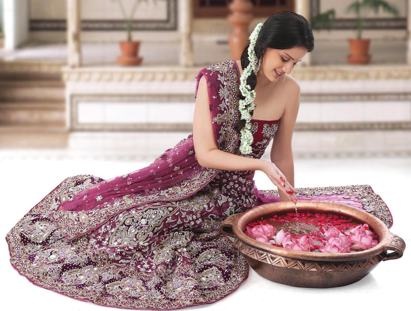 Gorgeous Bridal Lehenga Choli ? View larger image