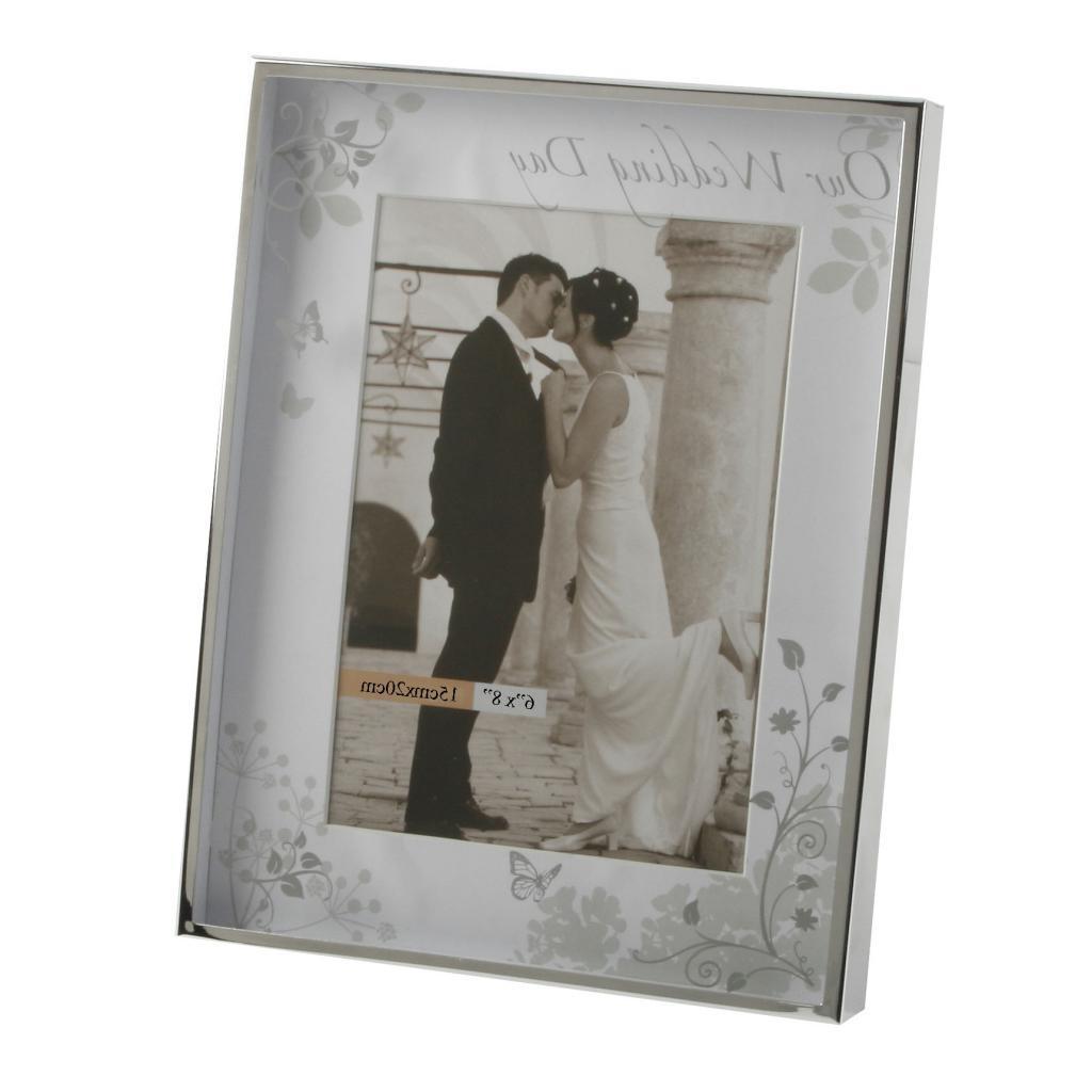 Wedding Day Photo Frame