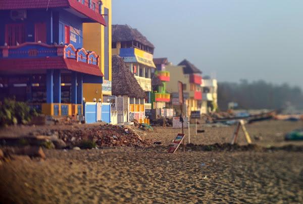 мамаллапурам пляж