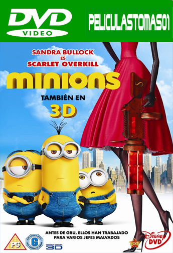 Los Minions (2015) DVDRip