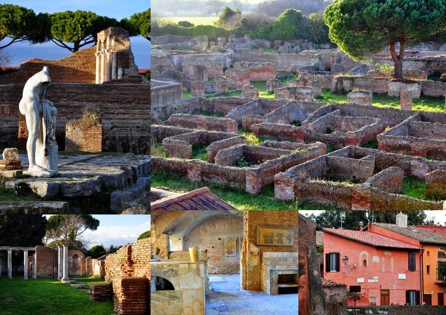 Остия Антика (регион Лацио). Подождите загрузки картинки!