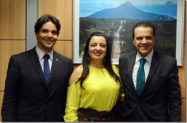 Felipe Maia, pref de Equador e ministr do Turismo