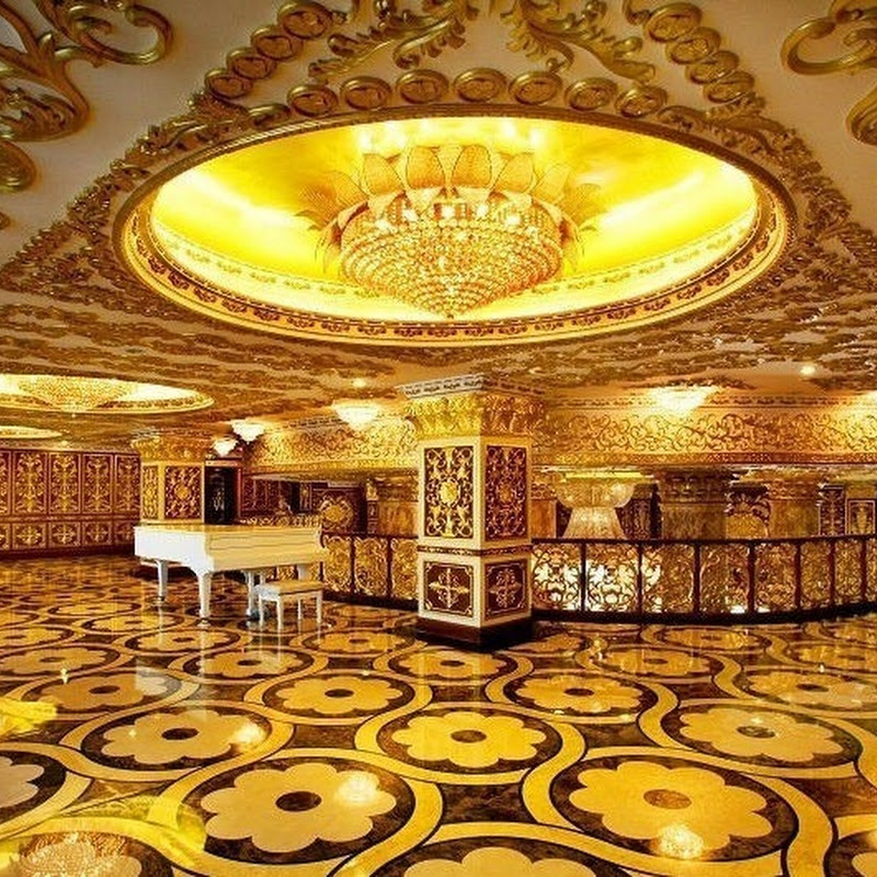The Opulent Offices of Harbin Pharmaceuticals
