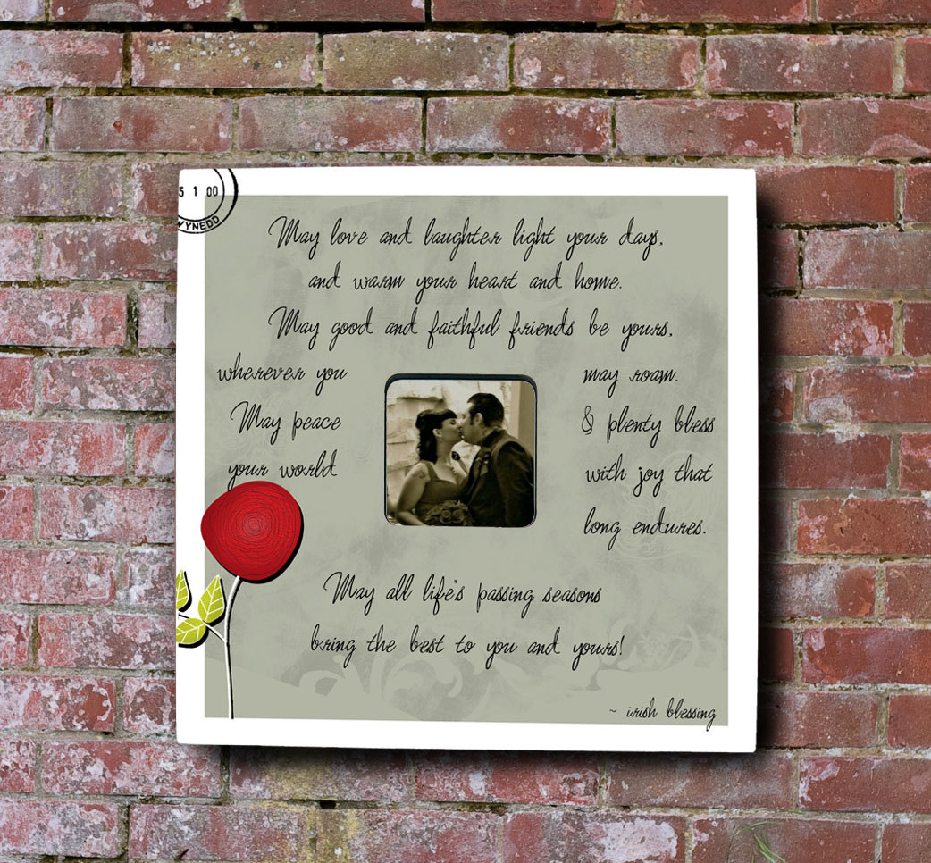 FRAME Personalized Vows