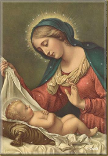 MARIA Y EL NIÑITO