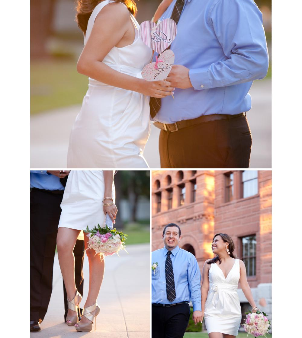 County Courthouse Wedding
