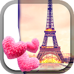 Cute Paris Live Wallpaper Icon