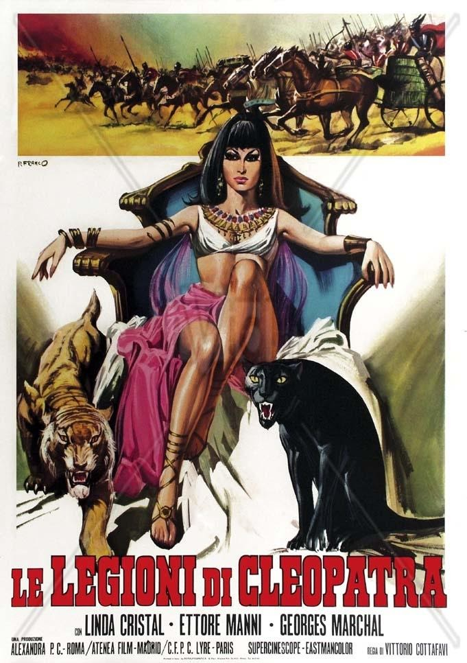 Legions of the Nile (1959)