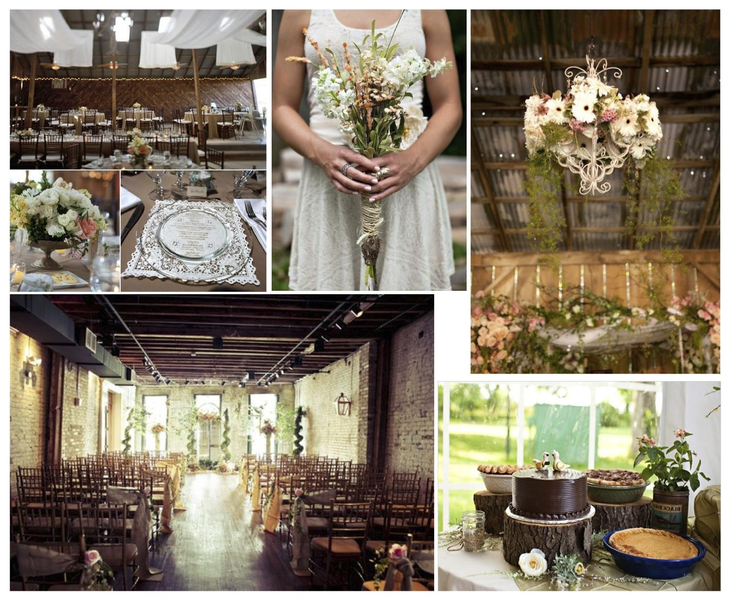 Country Chic Wedding Theme