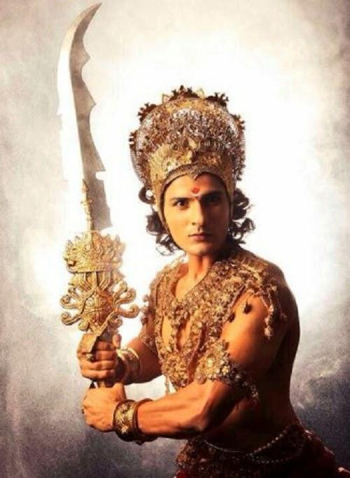 Mahabarata, Profil.Vinay Rana, Nakula.jpg