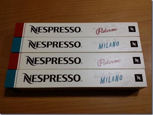 nespresso Capsules膠囊咖啡0005