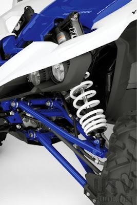 Yamaha YXZ1000R Front Suspension