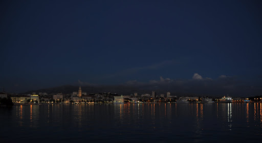Split at dusk