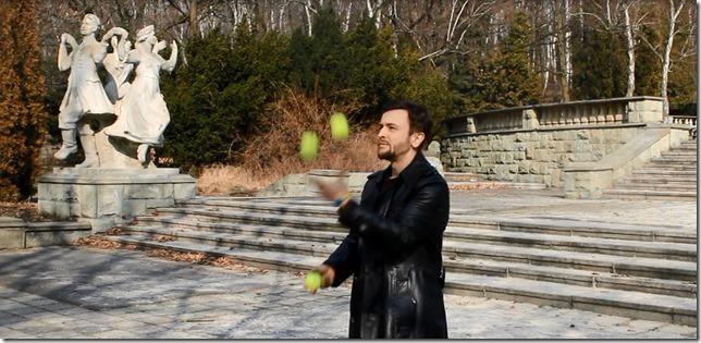 żonglowanie a praca mózgu