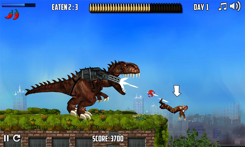 Mexico Rex Screenshot 1
