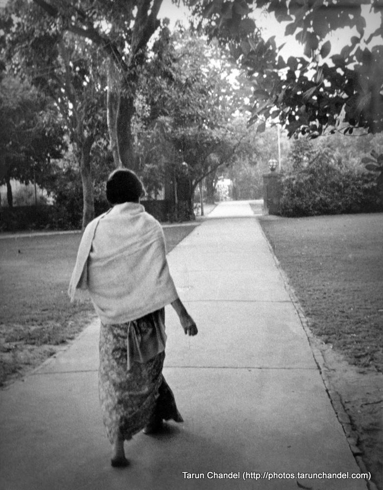 Indira Gandhi, Tarun Chandel Photoblog