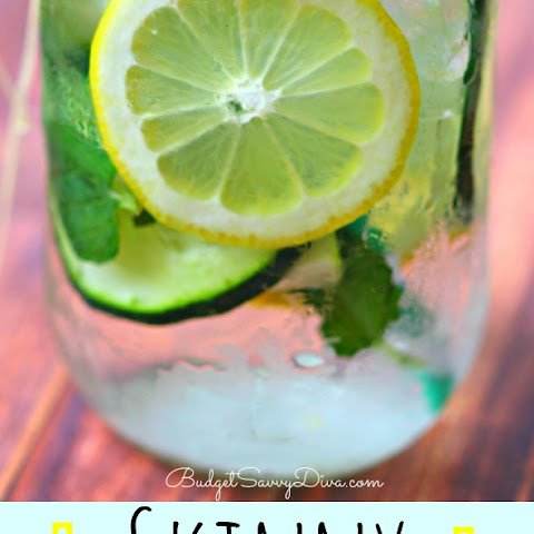Skinny Wonder Detox Water