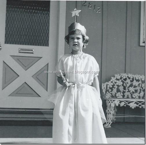 Page 24 - 1960 Halloween Queen Deb