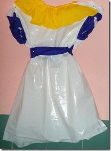 disfraz de velazques y de meninas bolsa de basura (2)