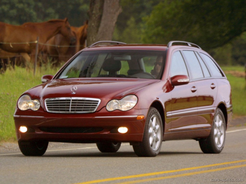 2003 mercedes benz c class wagon specifications pictures for 2003 mercedes benz c240 wagon