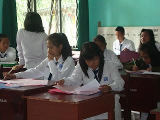 Pendaftaran PSB 2012 - SMAN 3 Unggulan Kayuagung