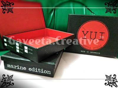 Kamera Strap Packing Box