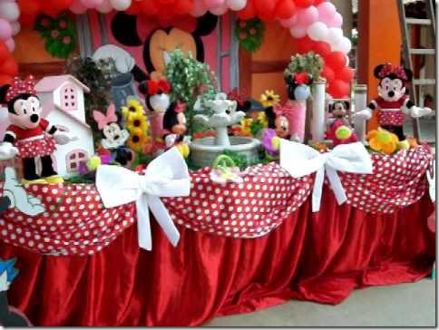 fiesta cumpleaños minnie decoracion (19)