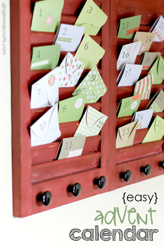 Easy Advent Calendar with We R Memory Keepers #wermemorykeepers #advent_thumb
