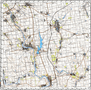Map 100k--l36-003--(1984)