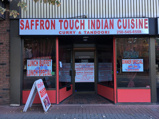 Saffron Touch Indian Cuisine, 3010 30th Ave, Vernon, BC V1T 2B9, Canada, Meal Takeaway, state British Columbia