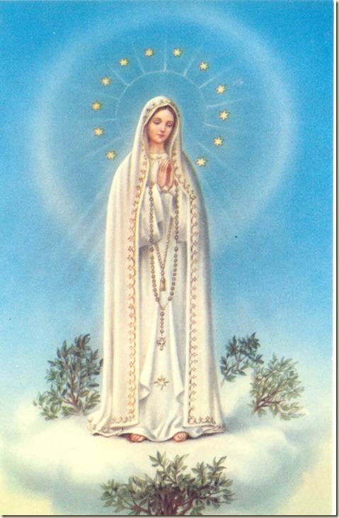 Preghiera alla Madonna per la Chiesa